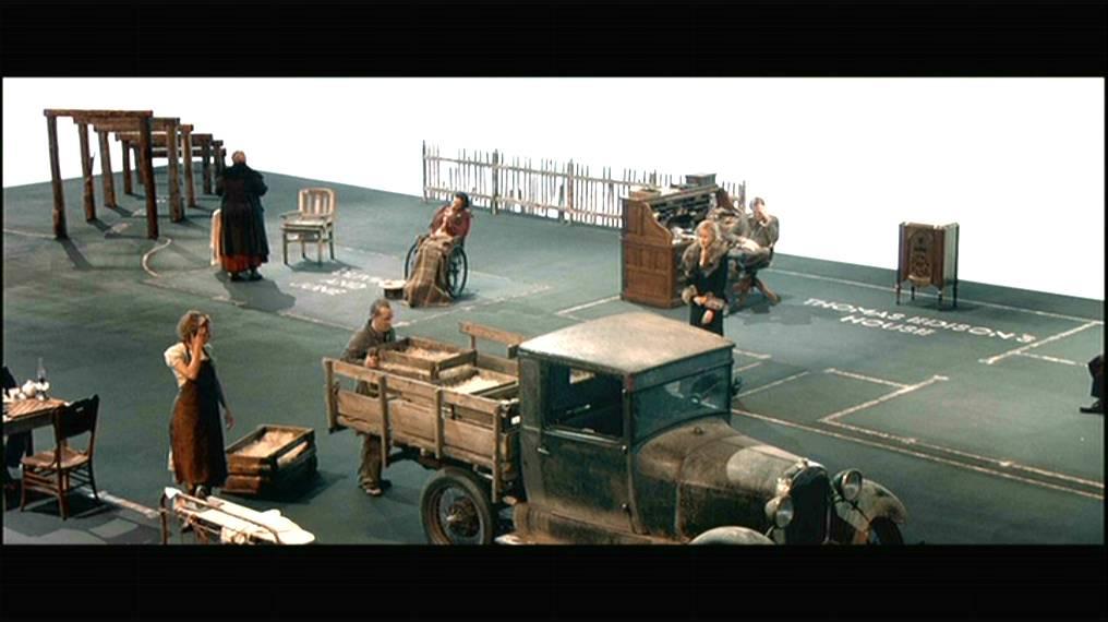 """""""Dogville"""" di Lars von Trier"""